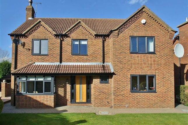 Thumbnail Property for sale in Birchwood Close, Barton-Upon-Humber