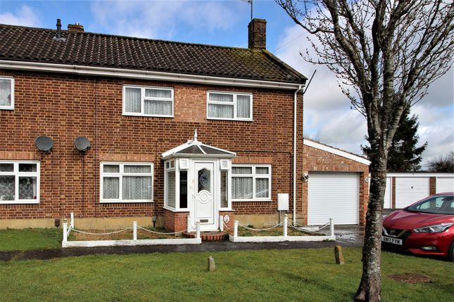Thumbnail Semi-detached house for sale in Oldfield Park, Westbury