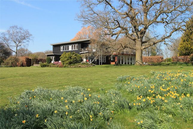 Thumbnail Country house for sale in Upper Green Road, Shipbourne, Tonbridge, Kent