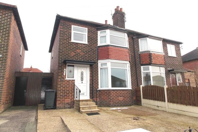 Thumbnail Semi-detached house to rent in Woodfield Avenue, Hyde