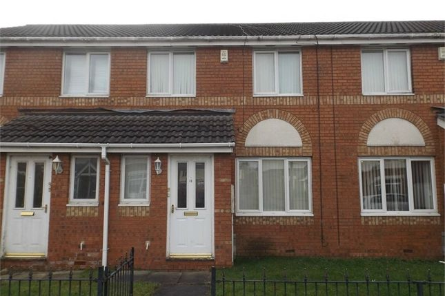 Thumbnail Terraced house for sale in Habgood Drive, Durham