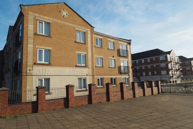 Thumbnail Flat for sale in Hartley Bridge, Victoria Dock, Hull