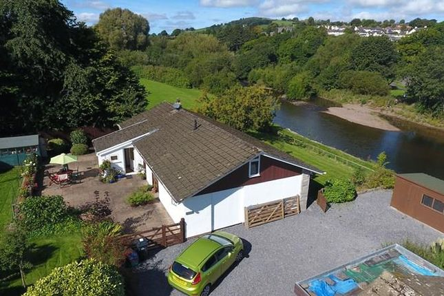 Thumbnail Detached bungalow for sale in Walnut Square, Brecon