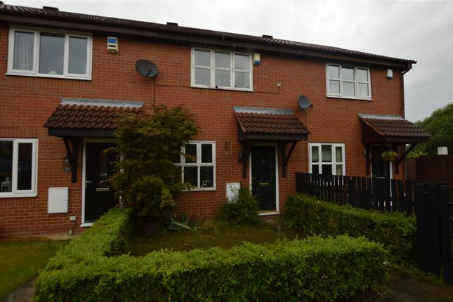 Thumbnail 2 bed terraced house for sale in Pinders Green Walk, Methley, Leeds, West Yorkshire