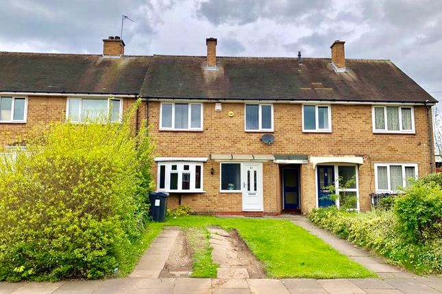 Terraced house for sale in Comberton Road, Birmingham