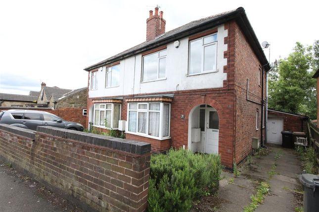 Thumbnail Flat to rent in Green Lane, Ilkeston