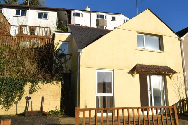 Thumbnail End terrace house for sale in The Hillocks, Pendrim Road, Looe, Cornwall