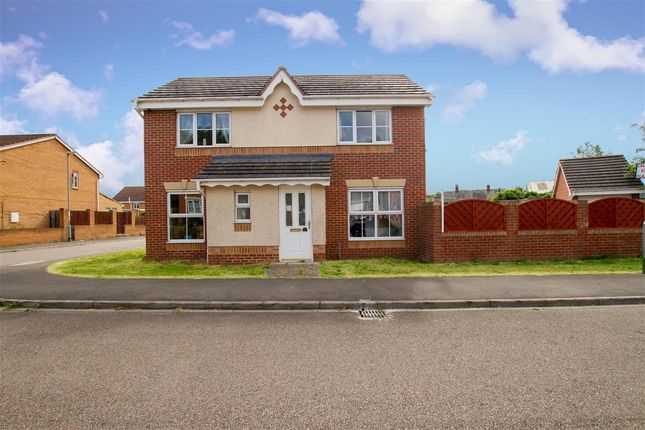 Thumbnail Detached house for sale in Bramham Croft, Wombwell, Barnsley
