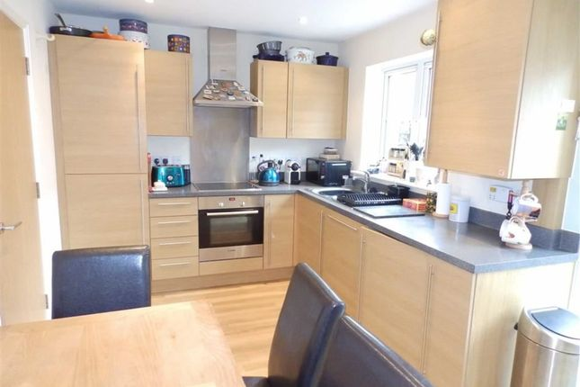 Town house for sale in Meridian Rise, Ipswich