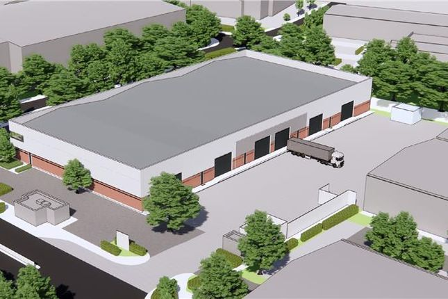Thumbnail Industrial to let in Units 1-3 Monkspath Business Park, Highlands Road, Shirley, Solihull, West Midlands