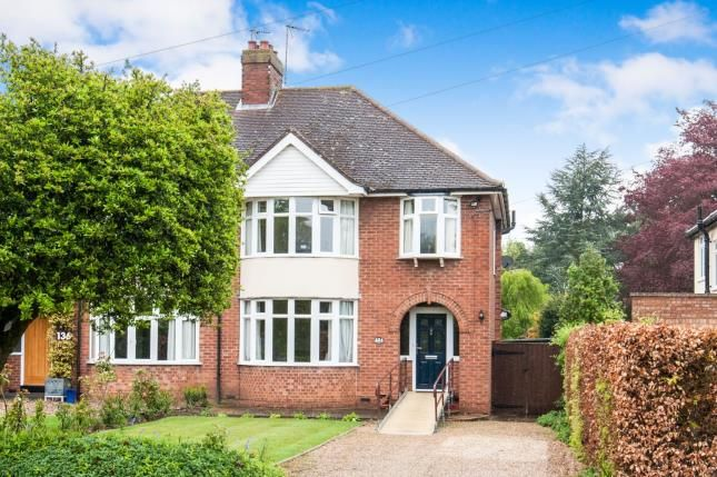 Thumbnail Semi-detached house for sale in Bury St. Edmunds, Suffolk