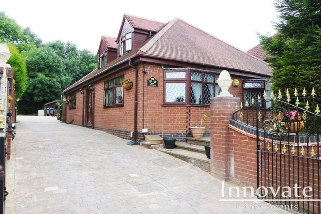 Thumbnail Detached bungalow for sale in Woodnorton Road, Rowley Regis