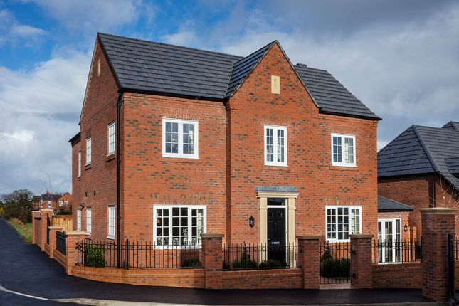 Thumbnail Detached house for sale in Brook Street, Congleton, Cheshire