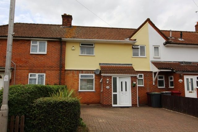 3 bed terraced house for sale in Northumberland Avenue, Reading