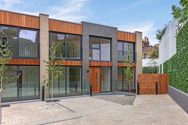 Thumbnail End terrace house for sale in Filmer Road, London