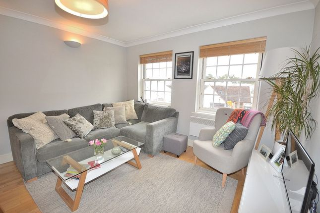 Thumbnail Flat for sale in Station Road, Harlow
