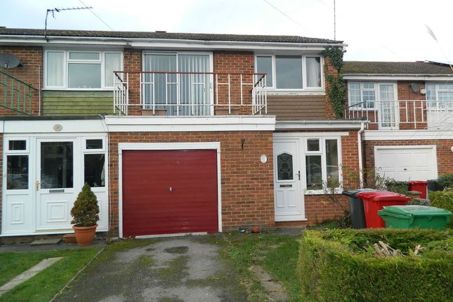 Thumbnail End terrace house to rent in Warner Close, Cippenham, Berkshire