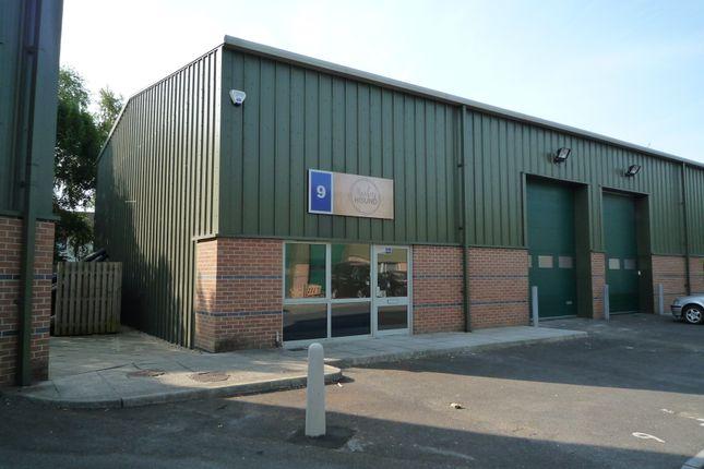 Thumbnail Warehouse to let in Unit 9 Ldl Business Centre, Station Road West Ash Vale, Surrey