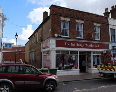 Thumbnail Retail premises to let in High Street, Sittingbourne, Kent