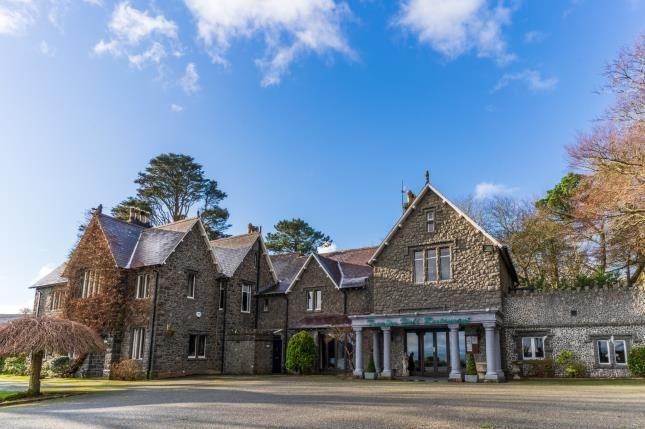 Front of Tremfan Hall, Llanbedrog, Gwynedd LL53