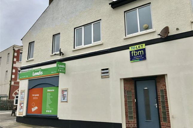Thumbnail Flat to rent in Flat 2, Albion Stores, Clarence Street, Pembroke Dock