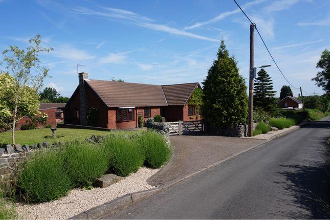 Thumbnail Detached bungalow for sale in Stoney Lane, Coleorton