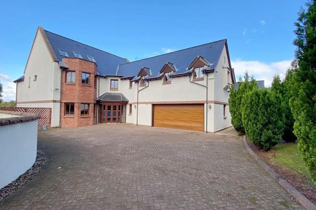 Thumbnail Detached house to rent in Imperial Way, Bothwell, Glasgow