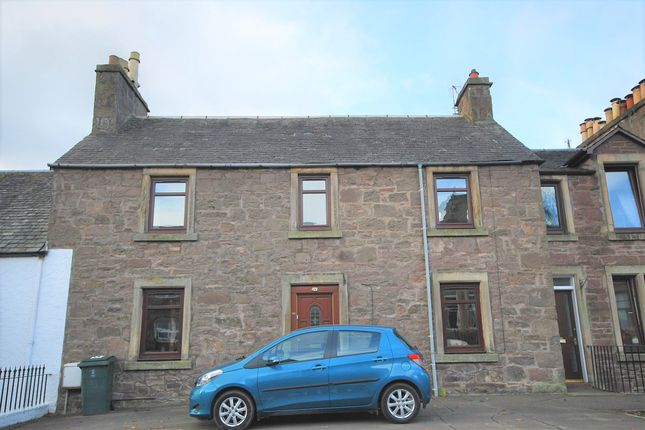 Thumbnail Terraced house for sale in Commissioner Street, Crieff