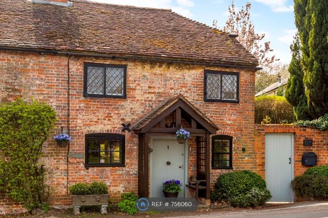 Thumbnail Semi-detached house to rent in Seale Lodge Cottages, Seale, Farnham