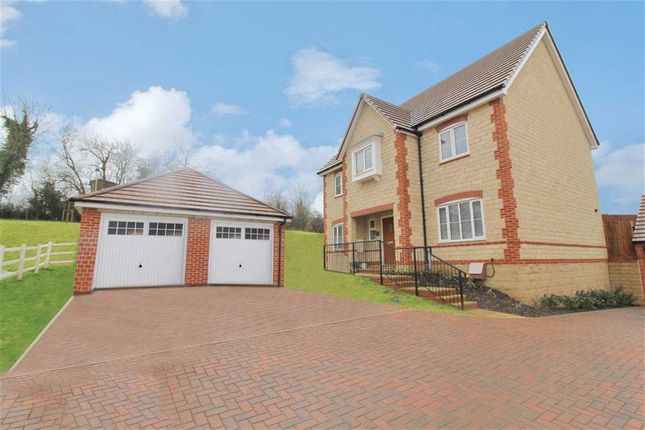 Thumbnail Detached house to rent in Adams Meadow, Wanbourough, Wiltshire