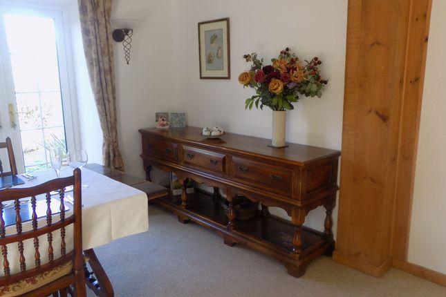 Dining Room of Valasay, Bernera, Isle Of Lewis HS2