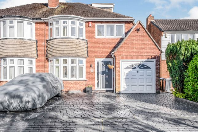 Thumbnail Semi-detached house for sale in Pear Tree Road, Great Barr, Birmingham