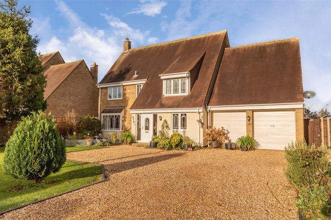 Detached house for sale in Gamlingay Road, Waresley, Sandy, Cambridgeshire