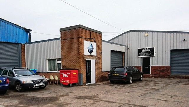 Thumbnail Industrial to let in Bond Street, Macclesfield