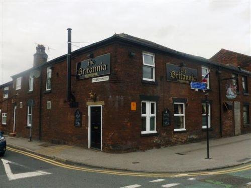 Thumbnail Pub/bar for sale in Leigh, Lancashire