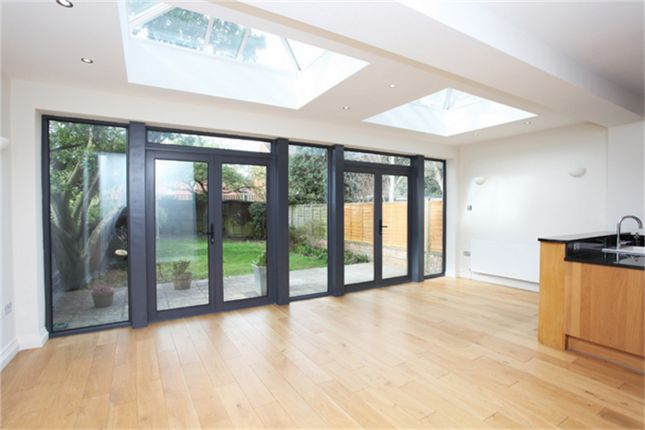 Thumbnail Terraced house to rent in Prebend Gardens, Stamford Brook, London