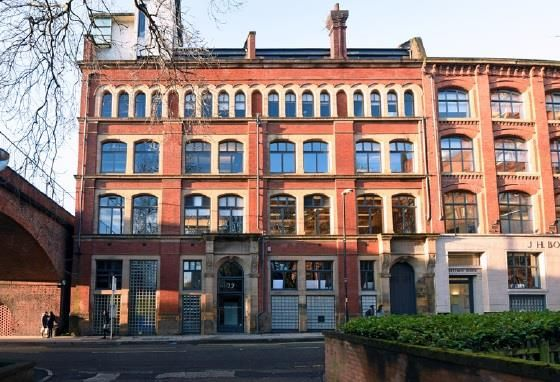 Office to let in Fairbairn Building, 70-72 Sackville Street, Manchester, Lancashire