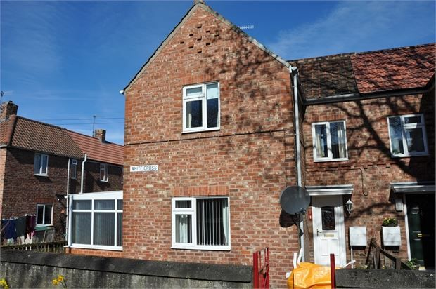Thumbnail Semi-detached house to rent in White Cross, Hexham, Northumberland.
