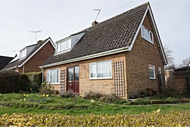 Thumbnail Detached house for sale in Cathedral Drive, Dereham