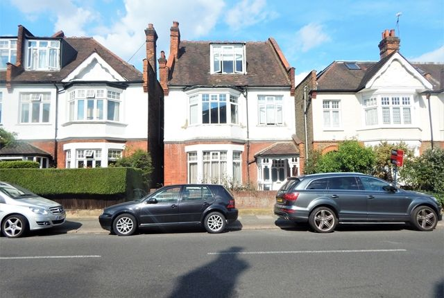 4 Bed Flat To Rent In Home Park Road Wimbledon London