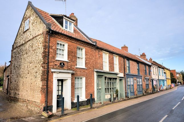 Thumbnail Semi-detached house to rent in Polstede Place, North Street, Burnham Market, King's Lynn