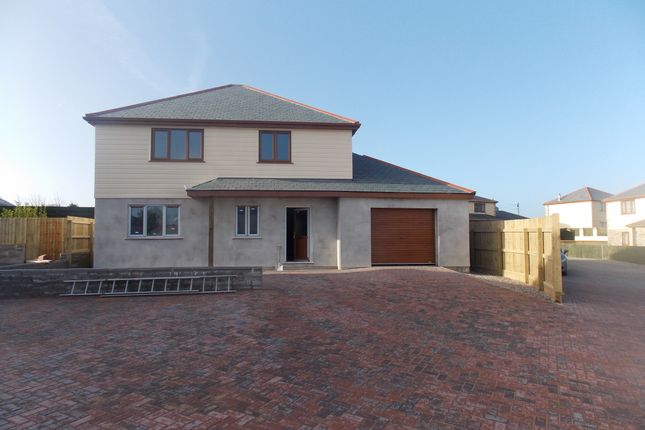 Thumbnail Detached house for sale in Stamps Lane, Illogan Highway, Redruth