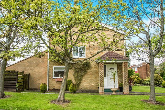 Thumbnail Semi-detached house for sale in Ancrum Way, Whickham, Newcastle Upon Tyne