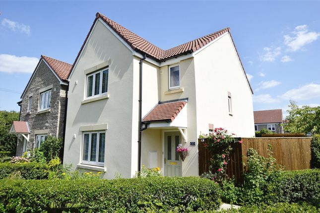 Thumbnail Detached house for sale in Orchid Way, Writhlington, Radstock