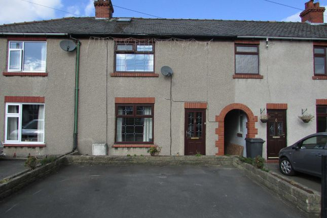 Thumbnail 2 bed terraced house for sale in Barlow Road, Chapel-En-Le-Frith, High Peak