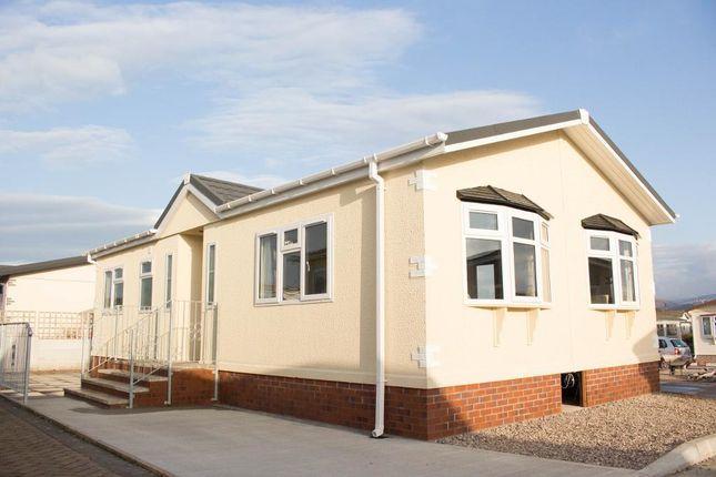 Thumbnail Mobile/park home for sale in Burlingham Park, Garstang, Lancashire