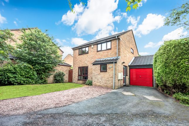 Thumbnail Detached house for sale in Maple Wood, Randlay, Telford