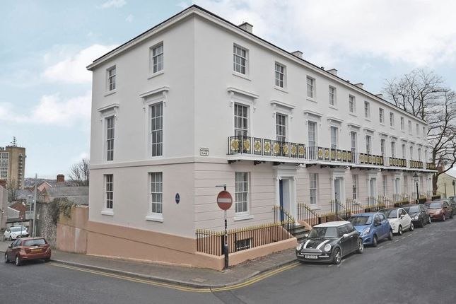 Thumbnail Flat for sale in Incredible Period Apartment, Victoria Place, Newport