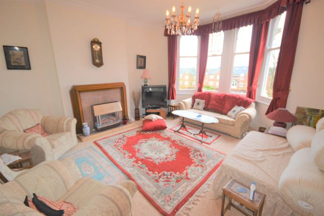 Thumbnail Flat to rent in Evington Lane, Leicester