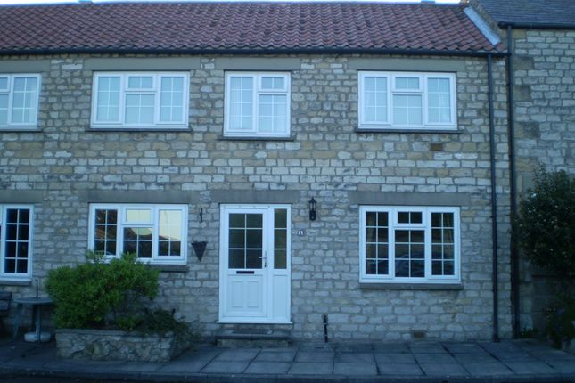 Thumbnail Terraced house to rent in Hawthorn Lane, Pickering